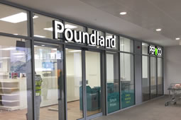 Poundland Plans Halloween Opening in Acton
