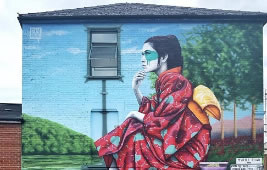 Urban Art - Changing The Face of Acton