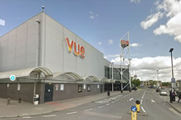 Vue Acton Cinema Closed Permanently