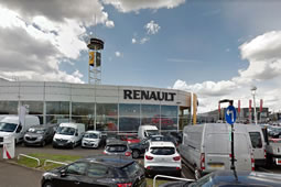 Renault Showroom on Western Avenue To Become Data Centre